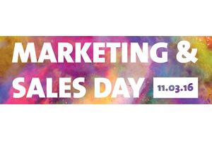 Marketing & Sales Day 2016: Das Know-how für Gründer und Startups