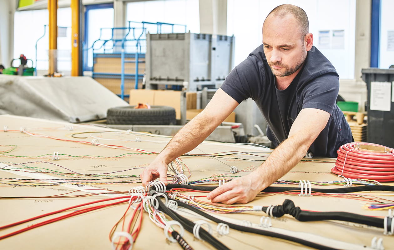 Wiring Harness Production