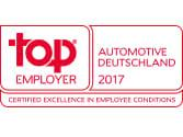 Top Empleyer - Automotive Deutschland 2016